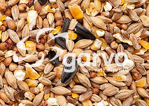 5145 gemengd graan met gebroken mais en zonnepitten