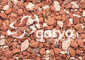 5511 roodsteen met kalk